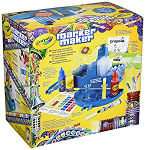 Crayola marker maker toys games for Aerografo crayola amazon