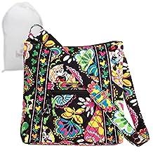 Disney Vera Bradley Midnight with Mickey Hipster Bag