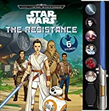 Journey to Star Wars: The Rise of Skywalker: The Resistance (Lightsaber Sound Books)