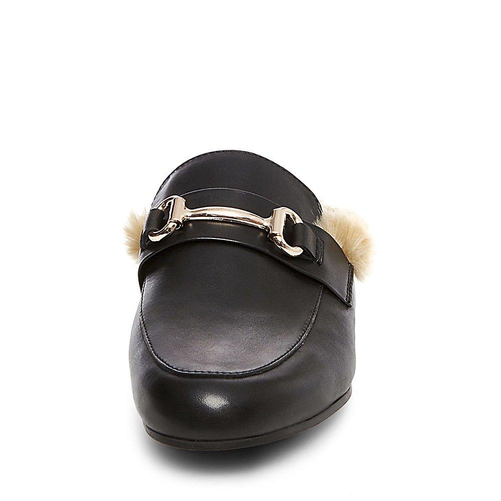 Steve Madden Womens Janzer Taupe Loafer