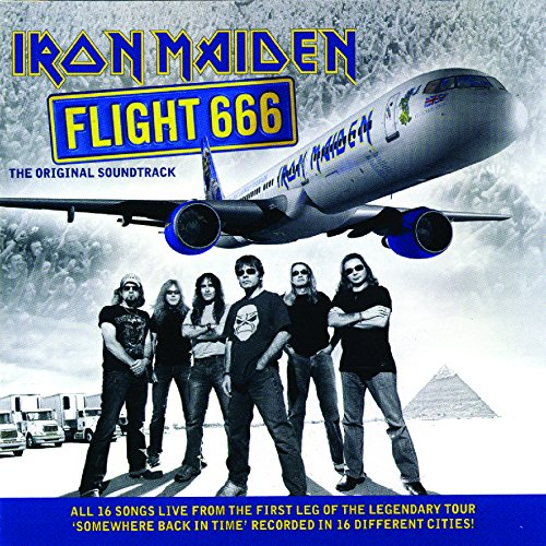 Price comparison product image Flight 666 (2-LP Set, 180 Gram Vinyl)