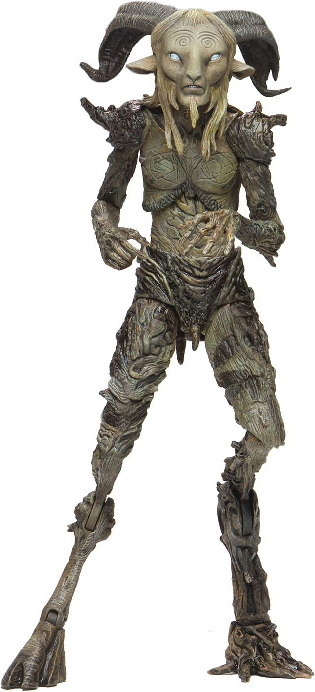 NECA - Pans Labyrinth Old Faun Gdt Signature Collection 7 ActionFigure