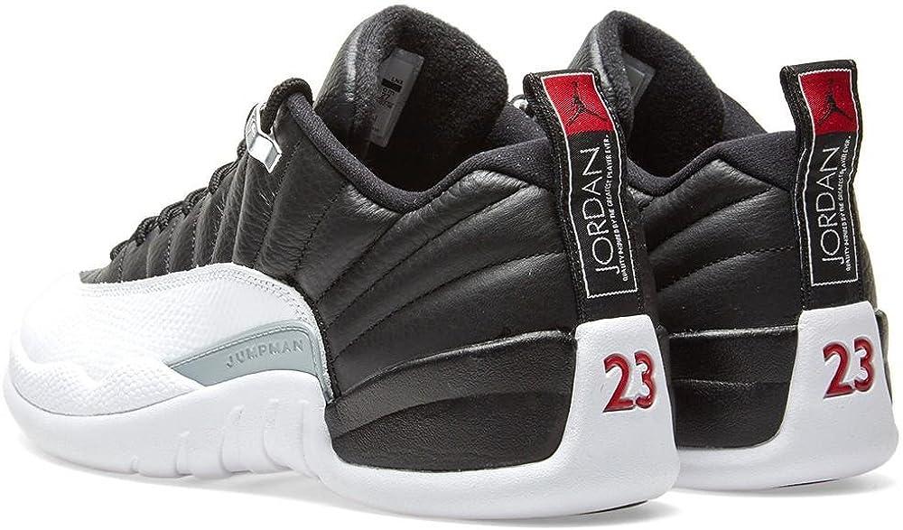 Jordan Nike Men\'s Air 12 Retro Low Basketball Shoe
