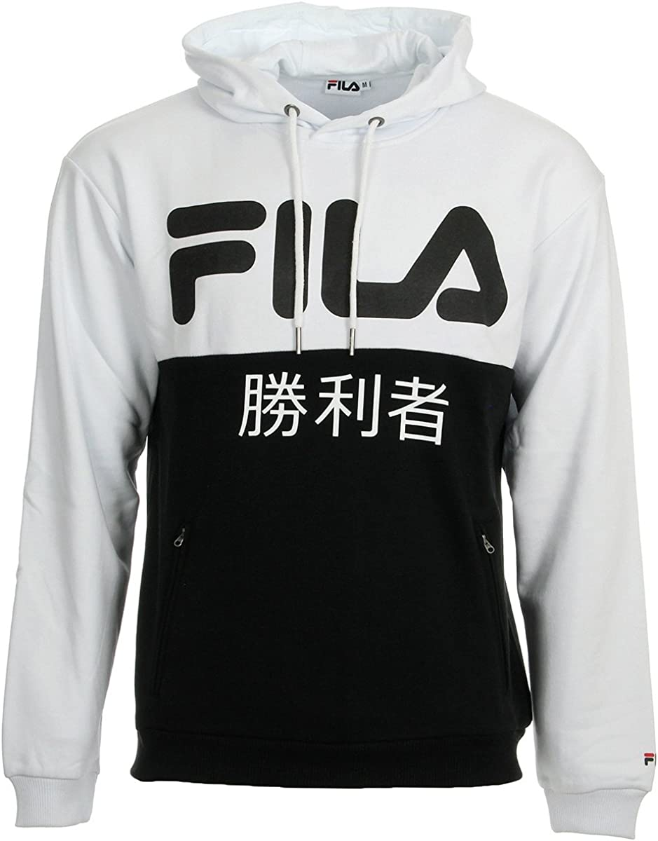 Fila Ronin Hooded Sweat, Sweat Shirt XL:
