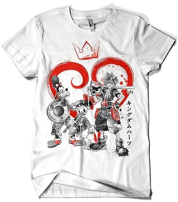 Camisetas La Colmena 3465-Kingdom Sumie (Dr.Monekers): Amazon.es: Ropa y accesorios