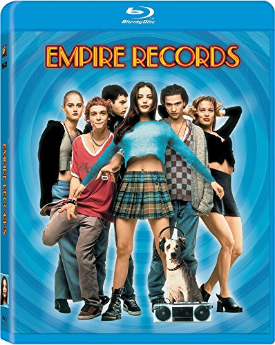 - Empire Records Blu-ray