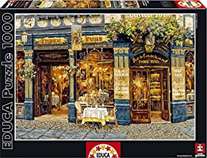 Puzzles Educa - London for two, puzzle de 1000 piezas (15551)