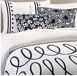 Amazon Com Kate Spade Charlotte Street 2 Piece Comforter