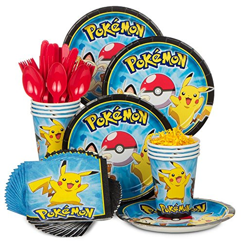 Pokemon Standard Kit (Serves 8)