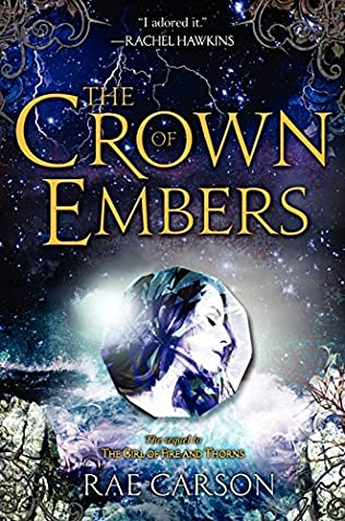 book cover of   Crown of Embers