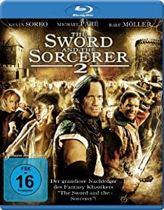 The Sword and the Sorcerer 2 ( Abelar: Tales of an Ancient Empire ) ( Tales of an Ancient Empire (The Sword & the Sorcerer Two) ) [ Blu-Ray, Reg.A/B/C Import - Germany ]