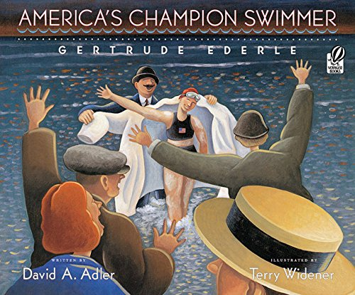 Americas Champion Swimmer: Gertrude Ederle