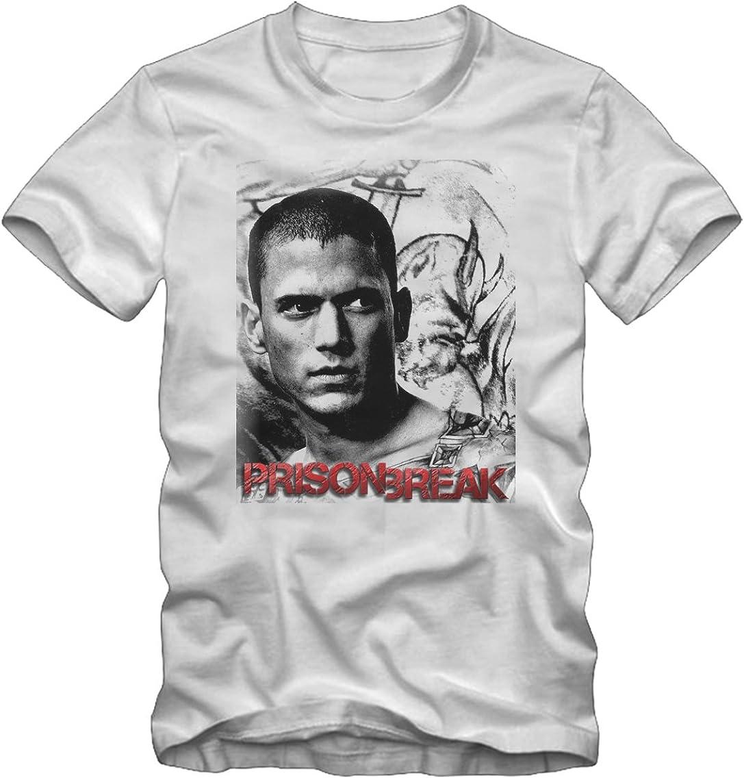 Bisura T-Shirt Prison Break Serie TV