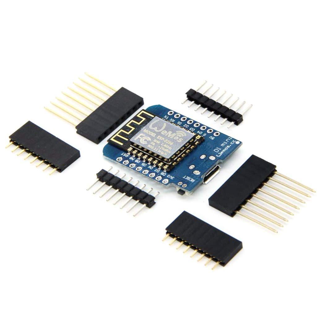 B bangcool WiFi開発ボードキット D1 V2 ESP8266 NodeMcu ワイヤレス ミニ Arduinoボード   B07L2ZVMQW