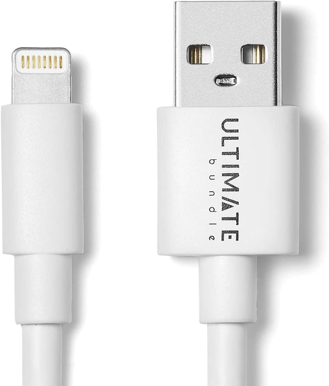 Ultimate 10ft Lightning Cable, MFi Certified, Apple iPhone Charger 10 Foot for iPhone 12 Mini Pro Max 11 Xs Xr X 8 SE Airpods iPad