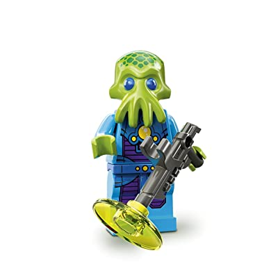 LEGO Minifigures Series 13 Alien Trooper Construction Toy: Toys & Games