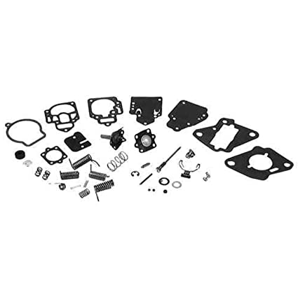 MERCURY REPAIR KIT CARB