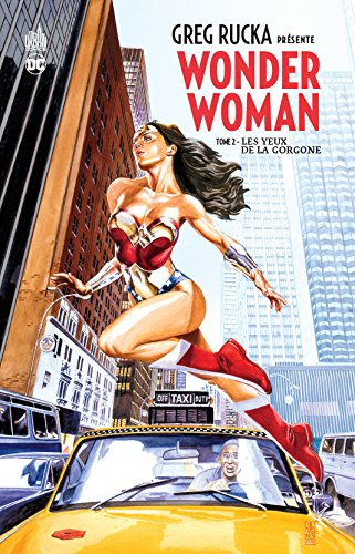 top comics wonder woman