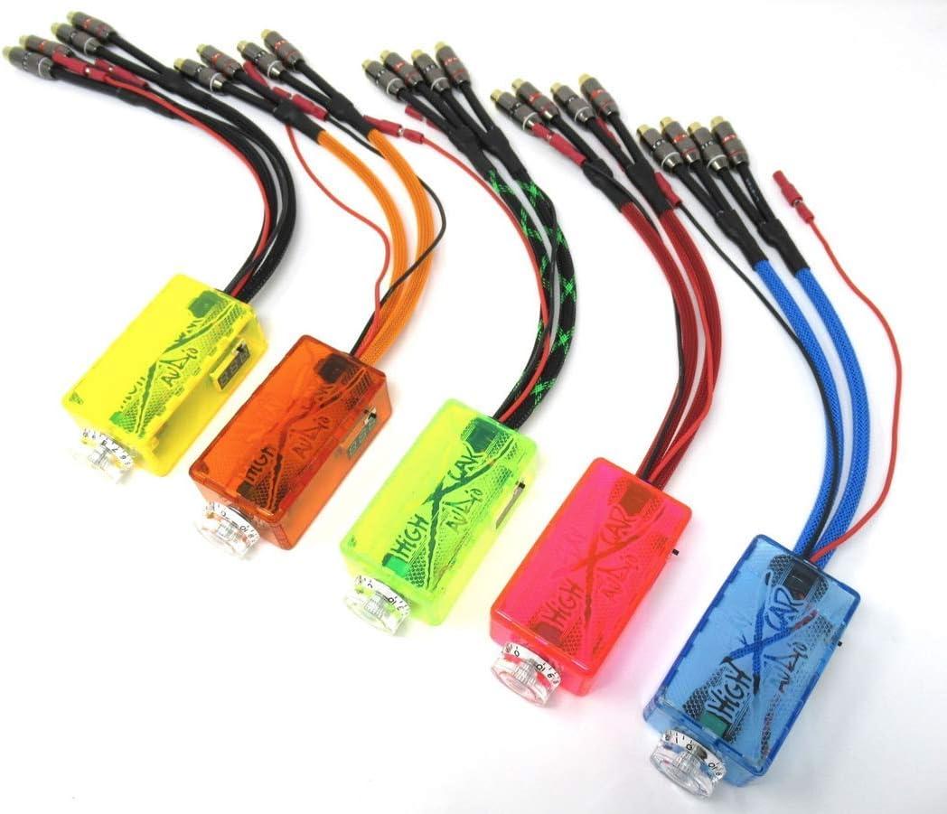 FarBoat 2Pcs Mini Digital DC Voltmeter Two-Wire 5-30V LED Panel Display Voltage Tester Voltmeter Blue Number