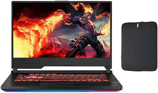"Amazon.com: ASUS ROG G531GT-BI7N6 15.6"" FHD Gaming Laptop Computer, Intel Hexa-Core i7-9750H Up to 4.5GHz, 8GB DDR4, 512GB SSD, NVIDIA GeForce GTX 1650, 802.11ac WiFi, HDMI, USB 3.0, Windows 10: Computers & Accessories"