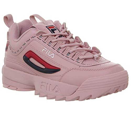 fila patent leather scarpe rosa