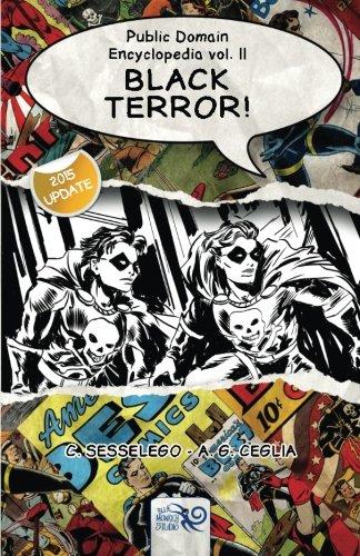 Download Public Domain Encyclopedia Vol. II: Black Terror! (Volume 2) pdf