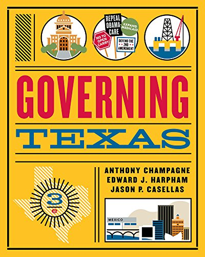 Governing Texas (Third Edition) cover