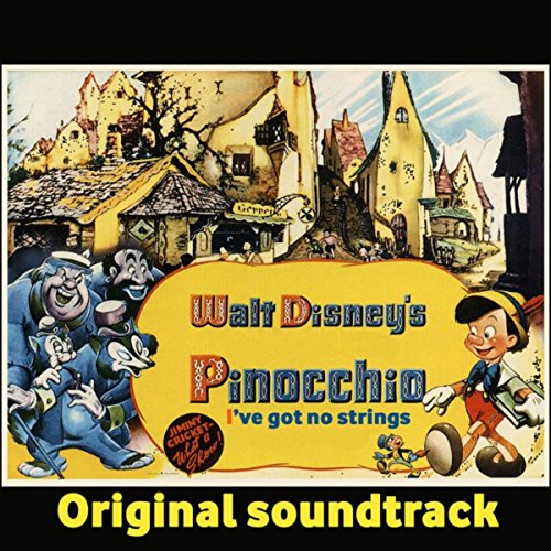 (I've Got No Strings (Pinocchio   Original Motion Picture Soundtrack))