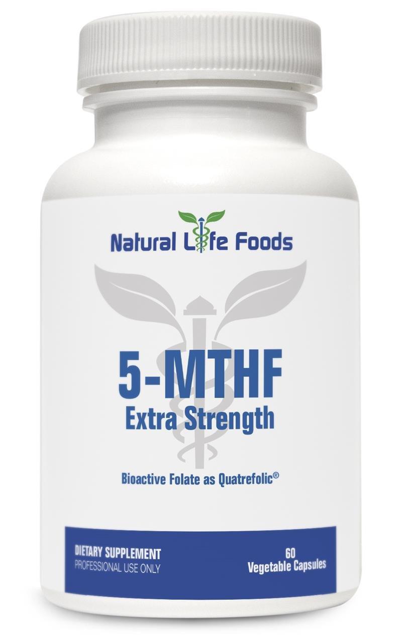 5-MTHF Extra Strength 10,000mcg vitamin
