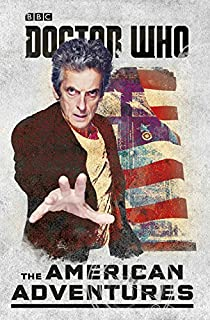 Book Cover: Doctor Who: The American Adventures