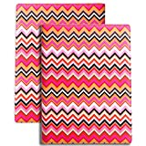 Plinrise Fashion Design PU Leather Pad folio/Resume Portfolio Folder-Document Organizer, With Pockets Clipboard Folder, Energetic Business File Organizer - 3 Color