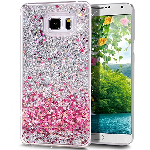 galaxy-note-5-casensstar-galaxy-note-5-liquid-bling-casebutterfly-flower-faery-girl-series-flowing-l