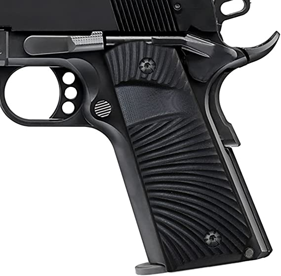 Cool Hand 1911 Grips in G10 with Screws
