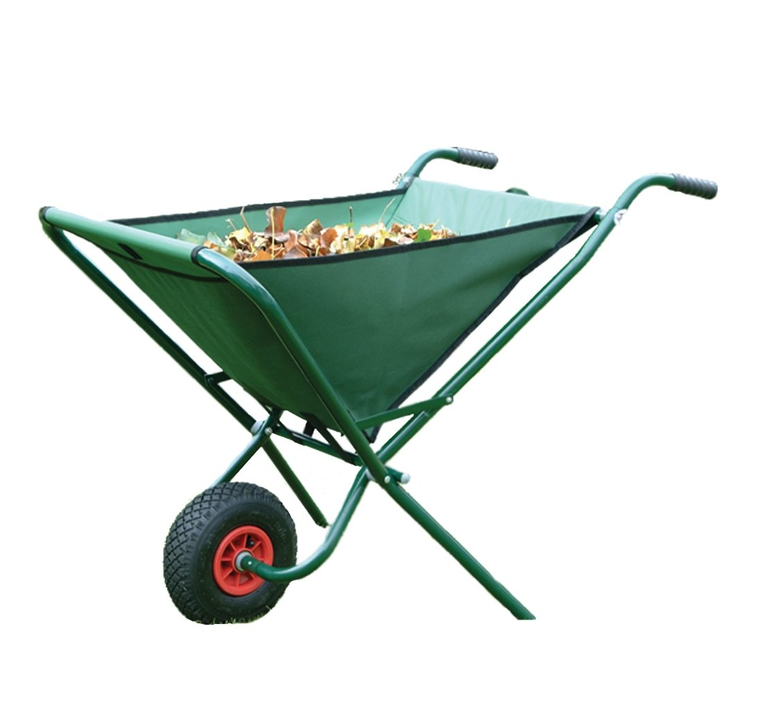 amazon com bosmere w302 folding wheelbarrow garden u0026 outdoor