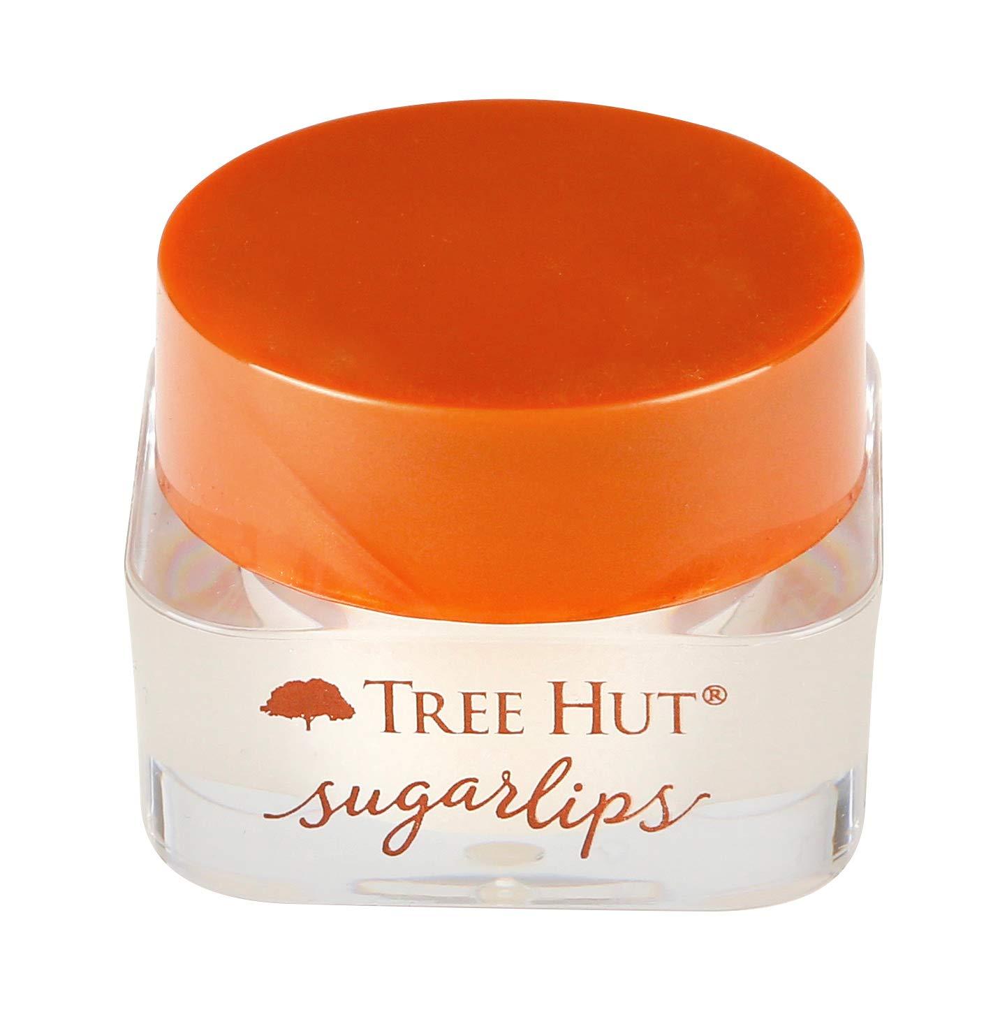 Tree Hut Sugar Lips Lip Scrub, 0.34oz, Ultra Hydrating Lip Scrub for Nourishing Essential Lip Care