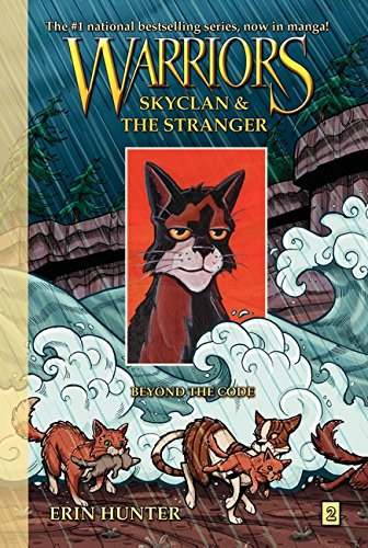 Warriors: SkyClan and the Stranger #2: Beyond the Code (Warriors Manga, Band 2)