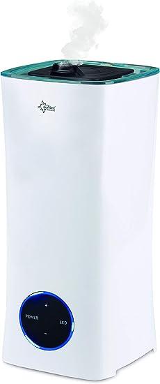 Opinión sobre SUNTEC Humidificador por ultrasonido Monsun 2.500 moodlight
