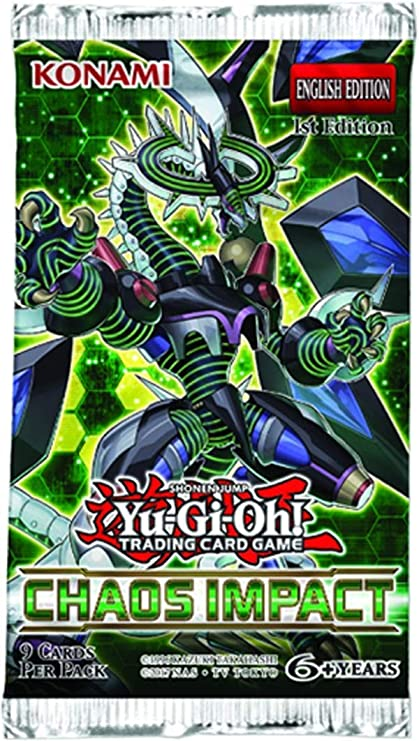 Yu-Gi-Oh TCG Chaos Impact Special Edition