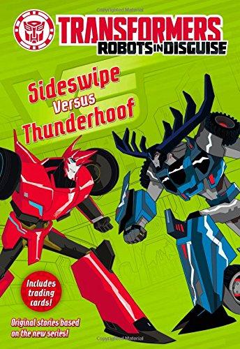 Download Transformers Robots in Disguise: Sideswipe Versus Thunderhoof PDF