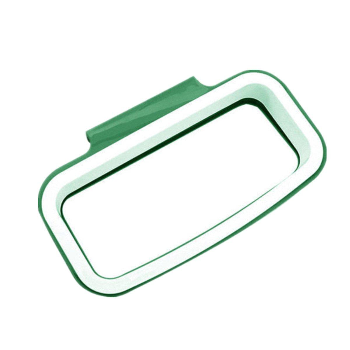 StyleZ Portable Plastic Door Garbage Trash Bag Bracket Rack Stand Holder Kitchen Tool