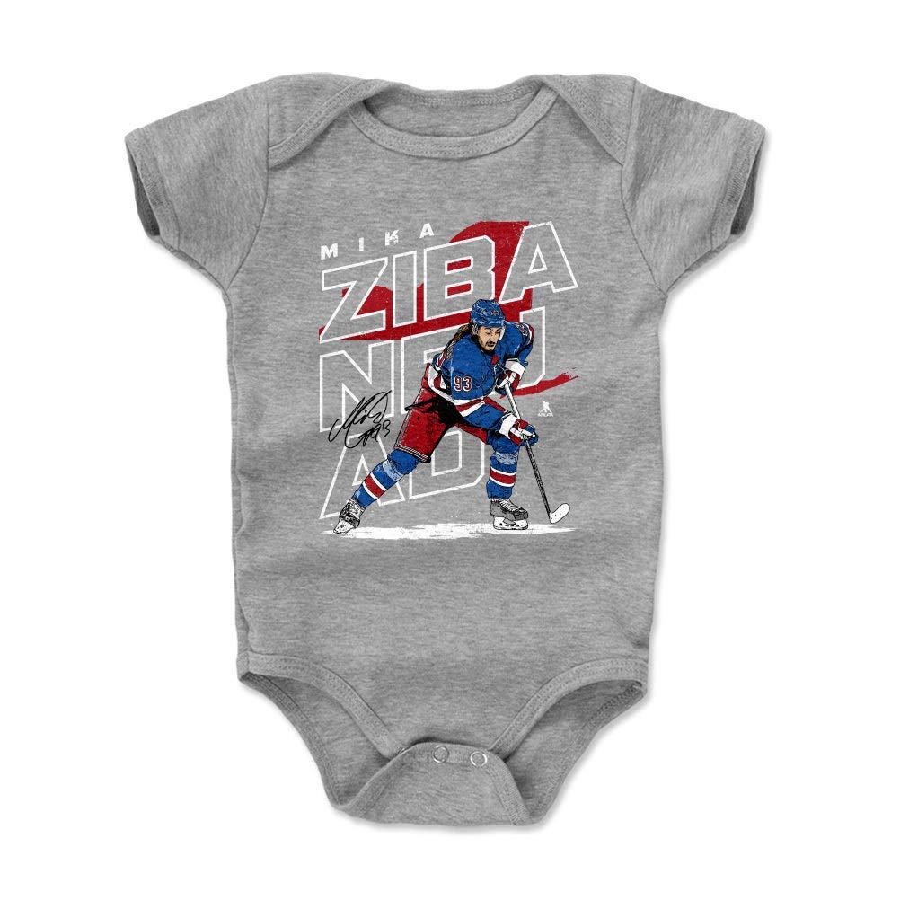 3-24 Months 500 LEVEL Mika Zibanejad New York Hockey Baby Clothes /& Onesie Mika Zibanejad Player Map