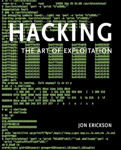 Download Hacking:The Art of Exploitation pdf epub