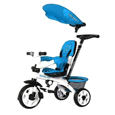 Guo shop- Niños empujando triciclos, bicicletas, bicicletas de bebé, carruajes para bebés