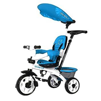 Guo shop- Niños empujando triciclos, bicicletas, bicicletas de bebé ...