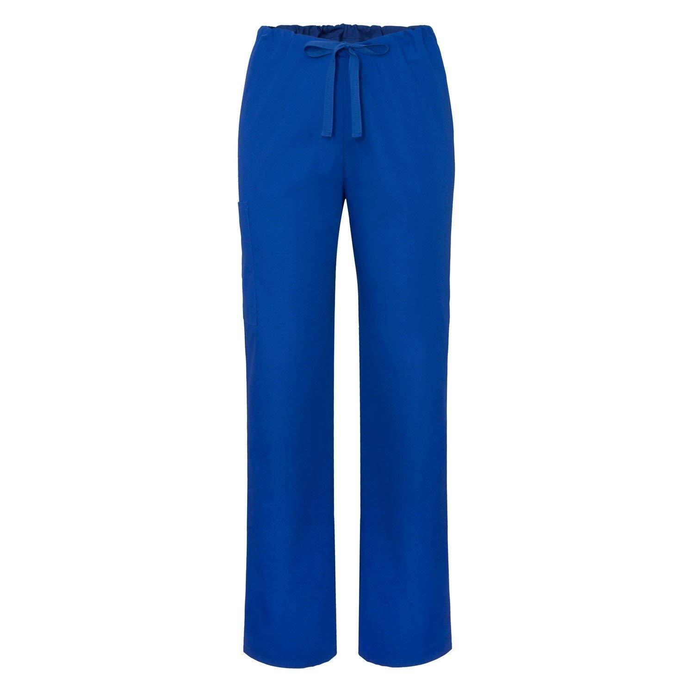 Adar Pantaloni Camice Medico – Pantaloni da Uomo Uniforme Ospedale