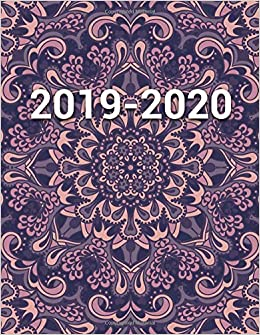 2019-2020: Nifty Modern Mandala Daily Weekly Monthly Two ...