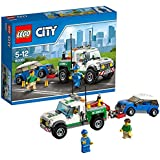 LEGO 60081 City Great Vehicles Pickup Tow Truck Set