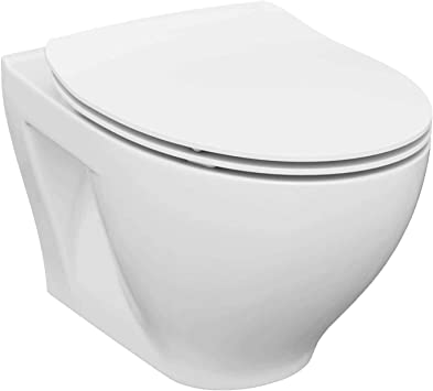 Fine Fixtures Vogue Wall Hung Toilet Bowl 20 Amazon Com