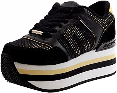 Jill Runway Platform Sneakers