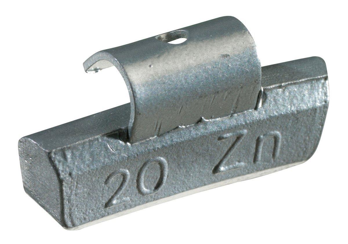 KS Tools 100.2020 - Contrapeso con gancho para llantas (aluminio, 20 g, 100 piezas): Amazon.es: Bricolaje y herramientas